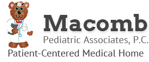 Macomb Pediatric Associates, P.C., Logo